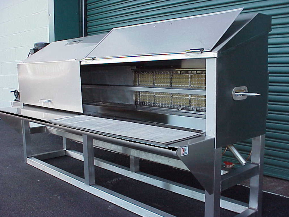 Stainless Steel Pig Roaster
