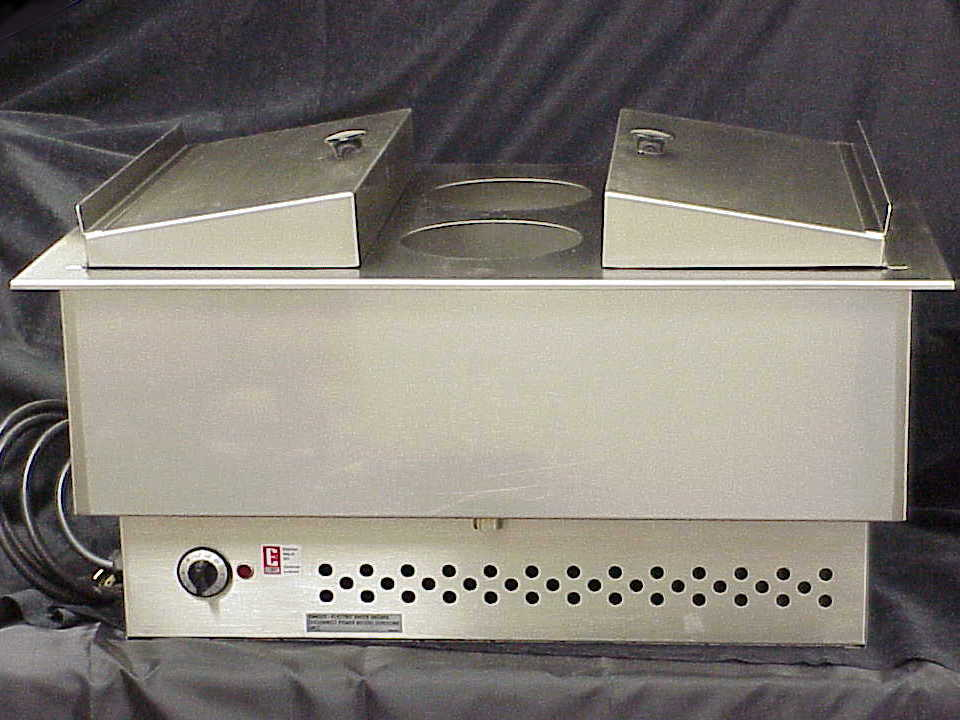 Stainless Steel Warming Cabinet