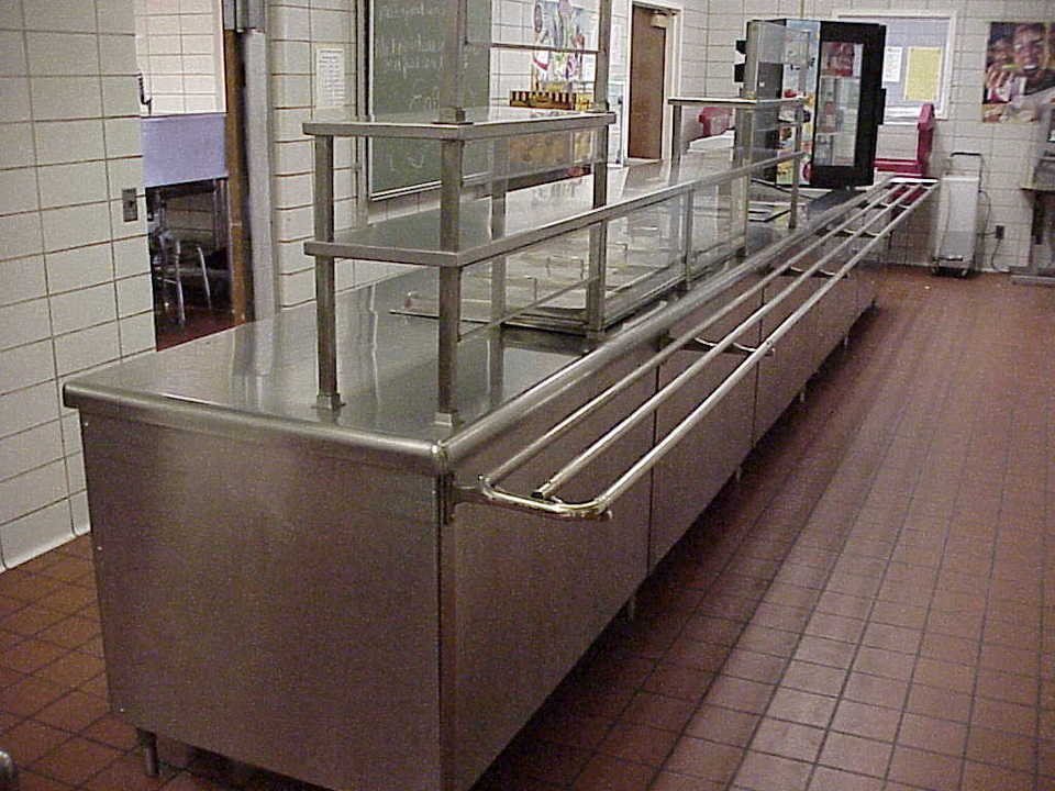 Food Service Equipment Custom Stainless Made By Eskay