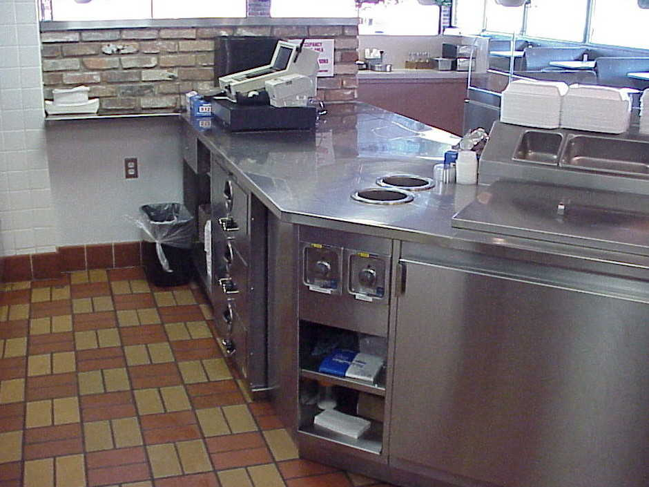 Stainless Steel Countertops Enclosures And Baffles